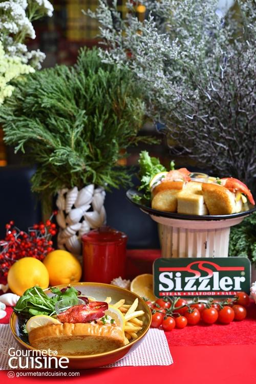 """""""ซิซซ์เล่อร์"""" เปิดตัวเมนูใหม่สุดน่ากินใน """"เทศกาลล็อบสเตอร์"""" ทุกสาขาทั่วประเทศ"""