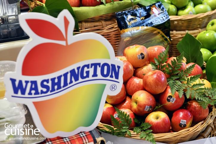 วอชิงตันแอปเปิลร่วมฉลองการเปิดตัวโฉมใหม่ของโซน FARM FRESH MARKET - GOURMET MARKRT PARAGON