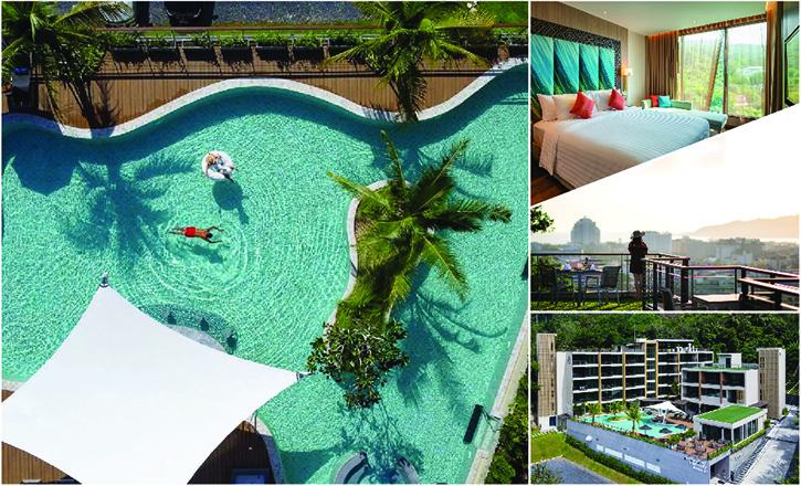ให้คุณมากกว่าการเข้าพัก เป็นเจ้าของรีสอร์ทเพียงข้ามคืนในราคาเริ่มต้น 100,000 บาท ที่ SKYVIEW Resort Phuket Patong Beach