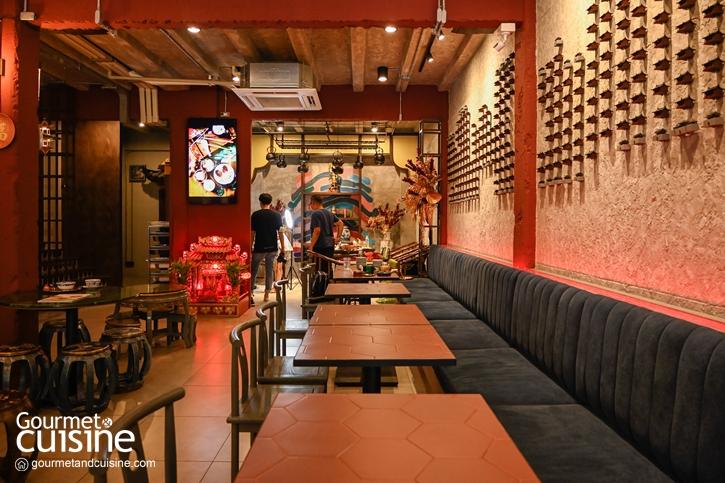 GingerBowl Cafe คาเฟ่สไตล์ฮ่องกง บนถนนบรรทัดทอง