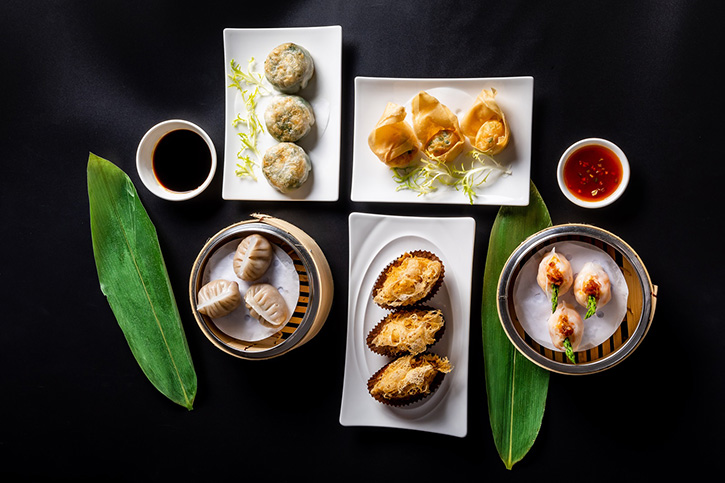รสชาติความอร่อยที่ต้องห้ามพลาด กับติ่มซำตัวใหม่ 5 เมนู ที่ห้องอาหารจีนวาล็อค
