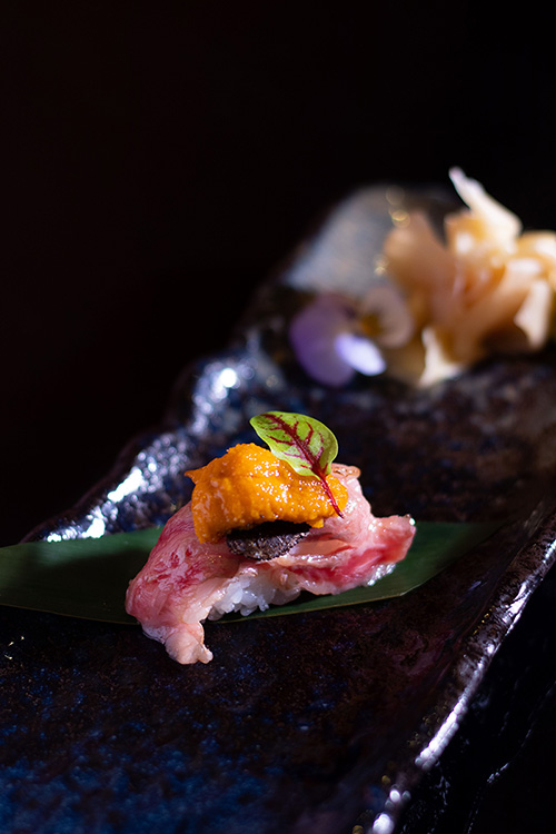 ห้องอาหารญี่ปุ่นชินทาโร่ ต้อนรับหัวหน้าเชฟคนใหม่  พร้อมรังสรรค์โอมากาเสะตามฤดูกาล