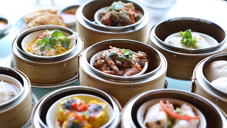 อิ่มอร่อยโดนใจทุกคำ กับบุฟเฟต์ติ่มซำไส้แน่ๆ  ณ ห้องอาหารจีนไดนาสตี้
