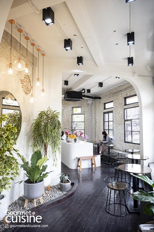 ARBOR Café & Cooking Studio กรุ่นกลิ่นเบเกอรี่ในตึกเก่าย่านตลาดน้อย