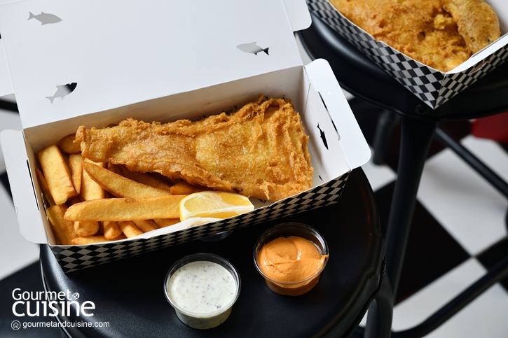 Buster's Fish & Chips Comfort Food and Drinks