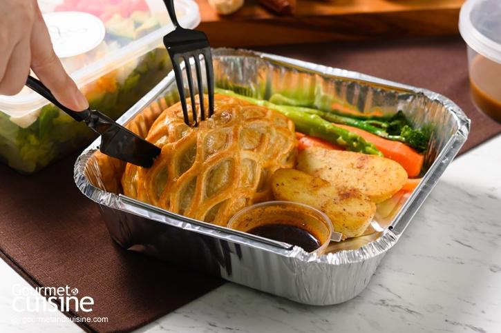 อิ่มอร่อยไปกับ Signature Menu Set Delivery อาหารสไตล์ตะวันตกจากร้าน Lady L
