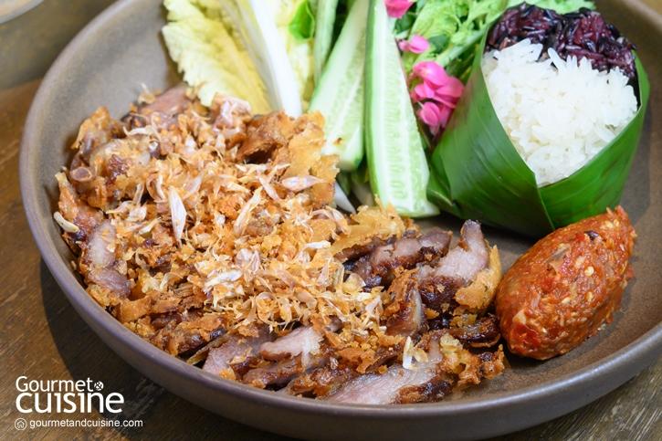 Siam Tea Room ร้านอาหารไทยดั้งเดิม เพิ่มเติมด้วยเบเกอรีสดใหม่