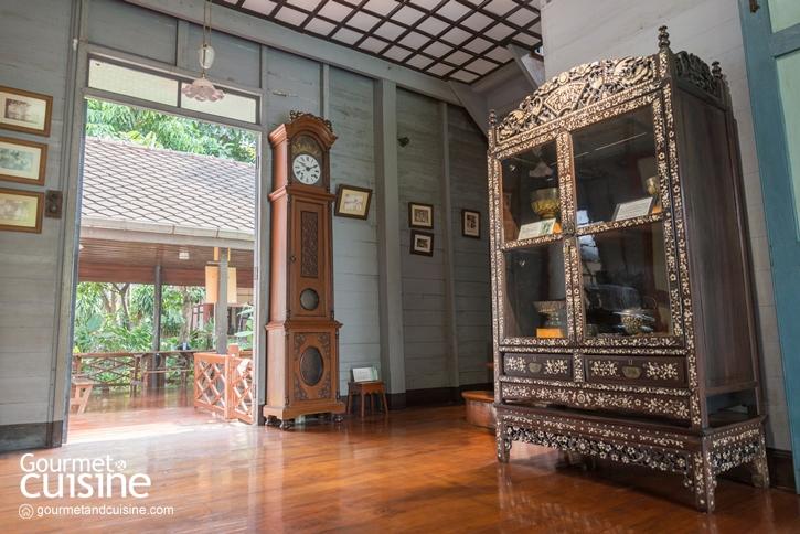 พิพิธภัณฑ์ชาวบางกอก (บางรัก) บ้านไม้หลังเก่าบอกเล่าความเป็นมาของชาวกรุงเทพฯ