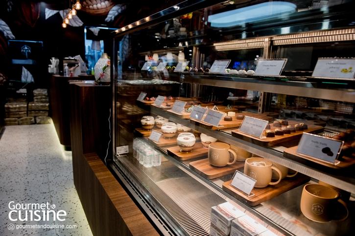 ร้านช็อกโกแลตในฝัน PEAK Chocolate Passionist @เซ็นทรัลเวิลด์