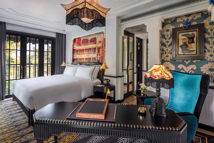 CAPELLA HANOI โรงแรมสุดลักซัวรี่แห่งใหม่ที่ ฮานอย