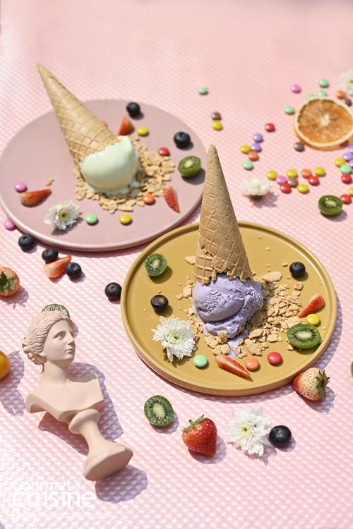 Hello Sunshine ธีมปาร์ตี้ไอศกรีมสดใส สร้างสีสันรับแสงแดดอ่อนๆ
