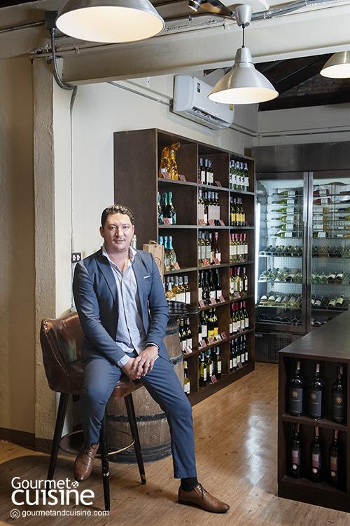 เปิดโลกคนรักไวน์ที่ Little Wine Shop by Boozia Distribution