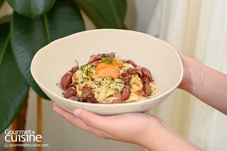 ลิ้มรสอาหารสไตล์ Modern European ที่ Bundle of Joy Bangkok