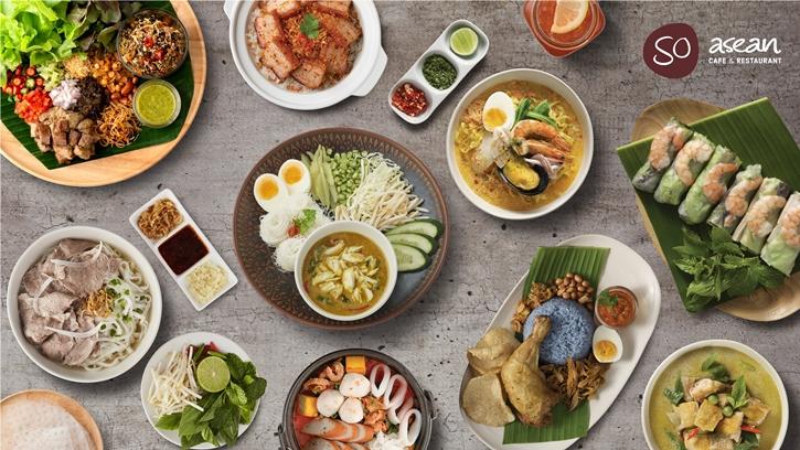 SO Asean Café & Restaurant