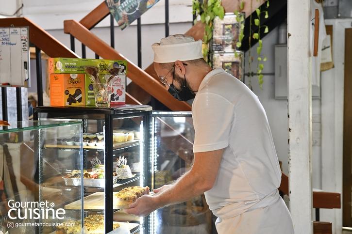Landhaus Bakery ร้านเบเกอรีสไตล์เยอรมันย่านอารีย์ ใน ซ.พหลโยธิน 5