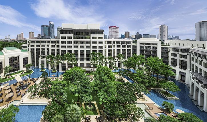 เติมพลังให้กับชีวิตด้วยการพักผ่อนในบรรยากาศเออร์เบินโอเอซิสรีสอร์ทอันแสนเงียบสงบ  ณ โรงแรมสยามเคมปินสกี้ กรุงเทพฯ