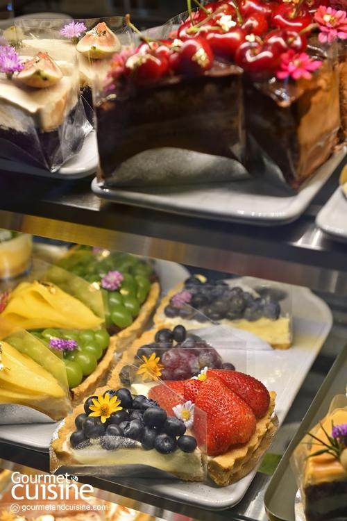 กินของหวานฝีมือคุณแม่ ที่ Bakesjourney ร้านขนมโฮมเมดสไตล์ Grab & Go ย่านคลองสาน