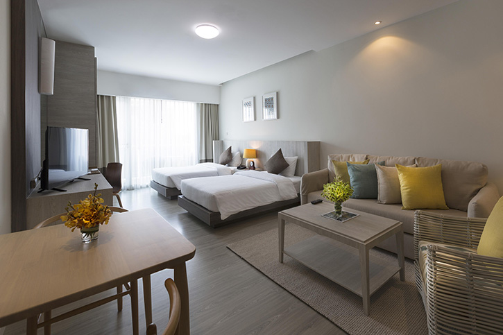 โรงแรมแคนทารี ฮิลส์ เชียงใหม่ จัดโปรแรง ลดกลางปี กับห้องพักราคาคุ้มโดนใจ เพียง 1,200 บาท เท่านั้น