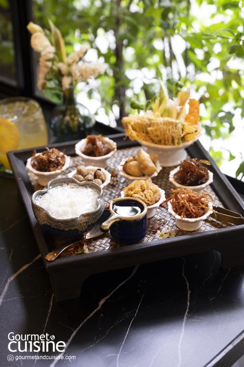 Anya Authentic Thai Cuisine : ร้านอาหารไทยสุดคลาสสิกแห่งย่านพระนคร