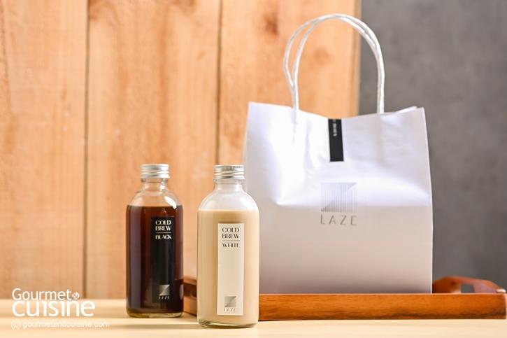 อิ่มเอมกับครัวซองต์แสนอร่อยและกาแฟถ้วยโปรดกับ Laze BKK Delivery