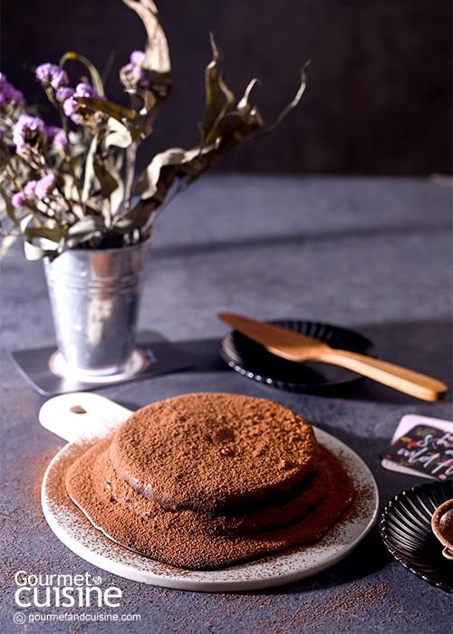 Molten Chocolate Cake เค้กช็อกโกแลตลาวาหน้าเยิ้ม รสเข้มข้น