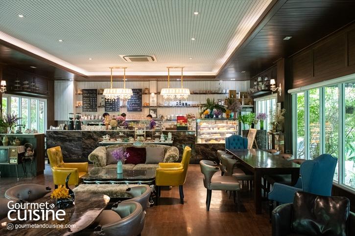 Chaan de Café ร้านสวยเมืองปทุมที่ต้องมีในลิสต์