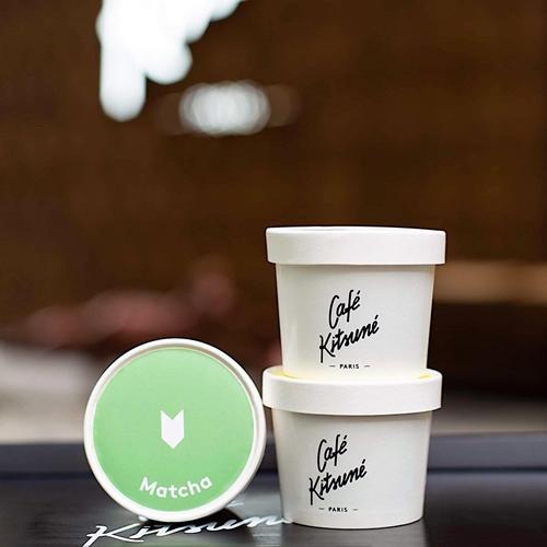 คุณจิ้งจอกมาแล้ว! Ice Cream แบบเดลิเวอรี่ เมนูใหม่จาก Café Kitsuné