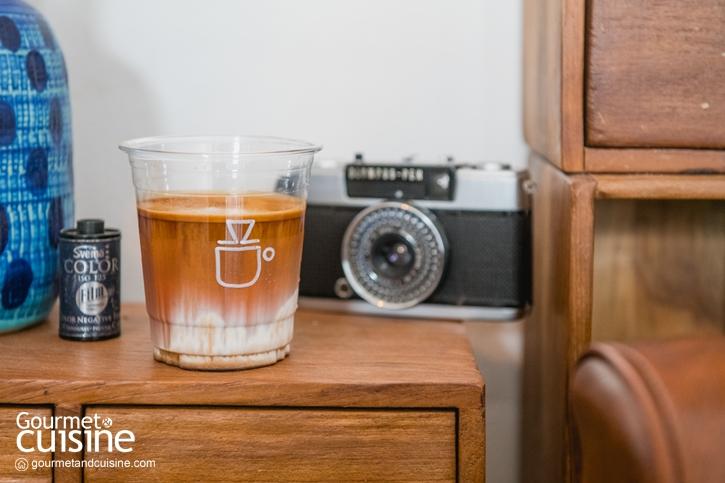 """Do Drip"" ร้านกาแฟและกล้องฟิล์มน้องใหม่ในซอยวิภาวดี 16"