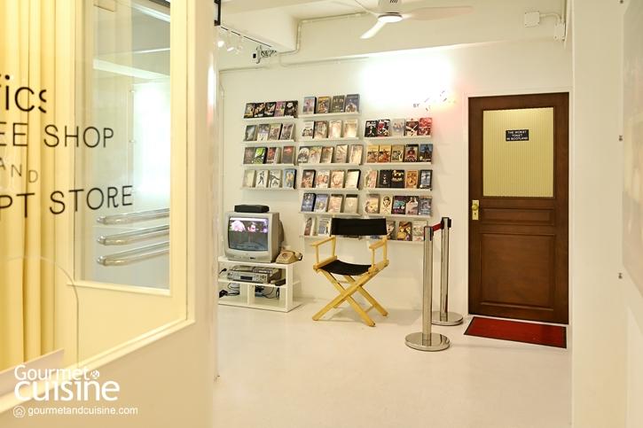 FICS พื้นที่สร้างสรรค์ของคนรักหนัง