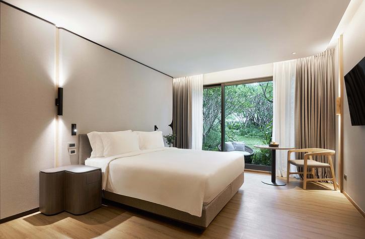 """กลุ่มดุสิตธานี เดินหน้า เปิดโรงแรมใหม่ """"ดุสิตดีทู หัวหิน"""" 16 กรกฎาคมนี้ ชูจุดเด่น วิถีใหม่ เน้นคุณภาพ สะอาด ปลอดภัย และเป็นมิตรกับสัตว์เลี้ยง"""