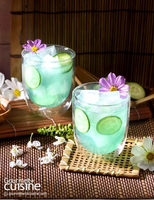 น้ำผึ้งแตงกวากับน้ำโทนิก