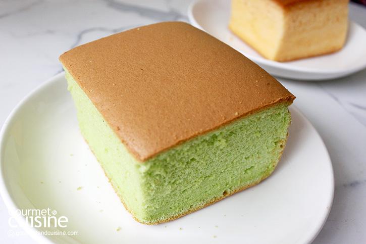 Fluff's Egg Cake เค้กไข่ไต้หวันเจ้าแรกของเมืองไทย