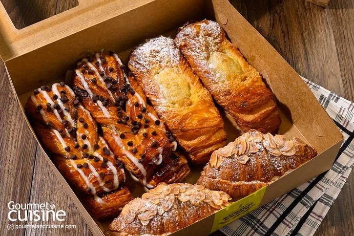 หอมกรุ่นเบเกอรี่แบบเดลิเวอรี by Zurich Bread Factory and Café