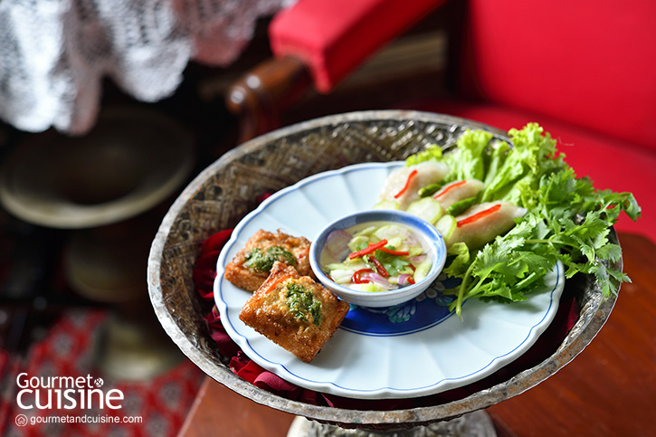 Delicious & Elegant Thai Appitizers เสน่ห์อาหารว่างไทย
