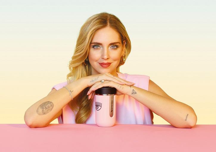 Nespresso x Chiara Ferragni ลิมิเต็ด อิดิชั่น สร้างสรรค์แรงบันดาลใจรสชาติแห่งความสดชื่นรับซัมเมอร์