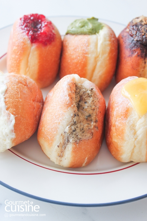 Bomboloni Series ซีรีส์บอมโบโลนีนุ่มฟู แสนอร่อยจาก So Dough