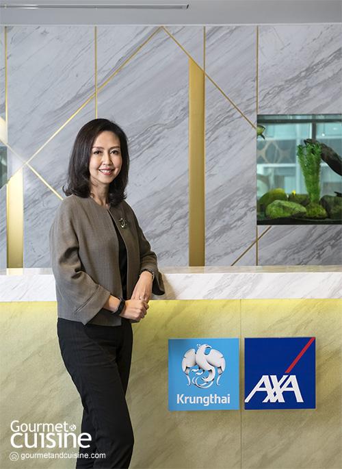 กรุงไทย-แอกซ่า ประกันชีวิต ผู้นำประกันชีวิตที่ใส่ใจสิ่งแวดล้อม-ขับเคลื่อนธุรกิจยั่งยืน