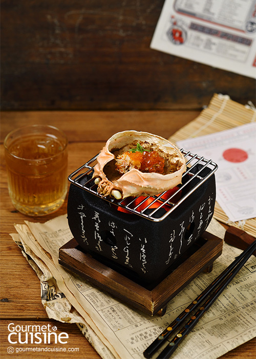 มันปูย่าง คานิมิโซะ เมนูญี่ปุ่นอร่อยที่บ้านเหมือนกินที่ร้าน