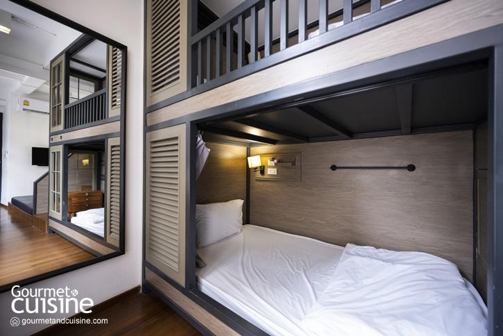 ไป Staycation ที่สีลมด้วยกันไหม? Warm Window Silom บูทีคโฮเทลแสนอบอุ่นบนถนนปั้นที่เราไม่อยากให้พลาด