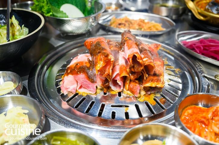 จากฮงแดถึงกรุงเทพ Saemaeul Sikdang ร้านปิ้งย่างสุดฮอตกับซุปกิมจิ 7 นาทีในตำนานที่เซ็นทรัลเวิลด์