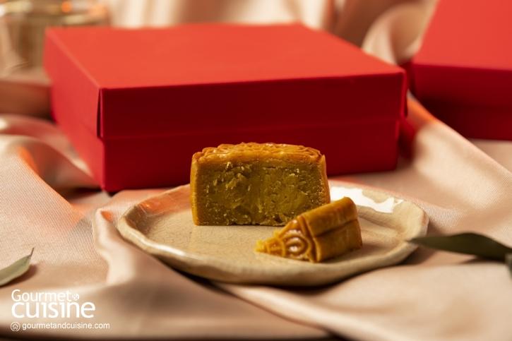 หอมหวานไปกับขนมไหว้พระจันทร์รสชาติขนมไทย จาก ร้านเสน่ห์จันทน์
