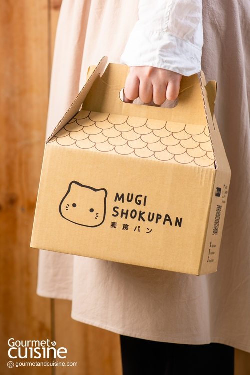 Healthy Cat Shokupan โชกุปังหน้าแมวเพื่อคนรักสุขภาพ เมนูใหม่สุดเฮลท์ตี้จาก Mugi Shokupan