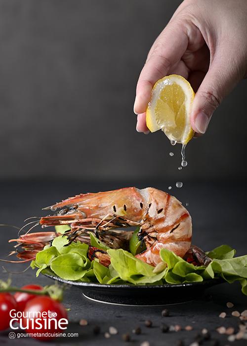 """กิน """"กุ้ง"""" ให้อร่อย ถูกวิธี และดีต่อสุขภาพ"""