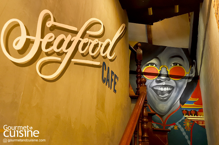 The Seafood Café & Restaurant