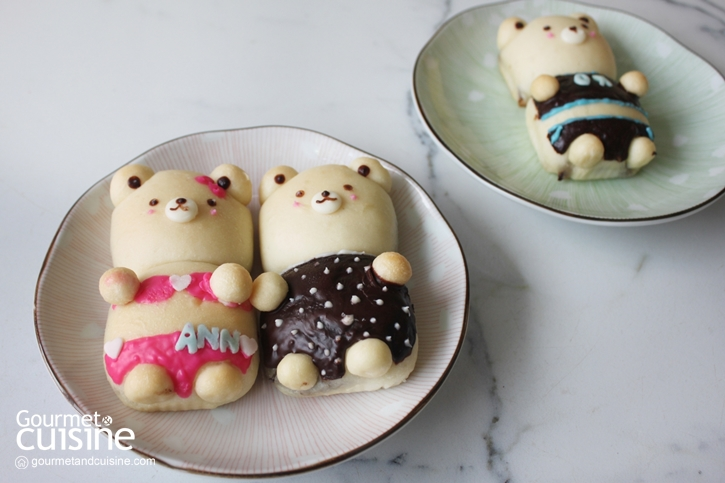 กินขนมปั้นมือน่ารัก แถมอร่อยด้วยไปกับ Sugar Bowl Bakery Studio