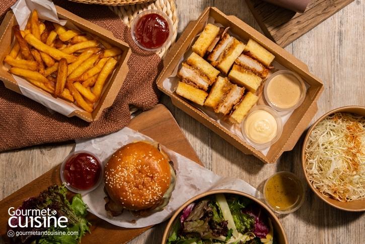 อิ่มอร่อยกับอาหารจาก พระนคร และ Kin (กิน) by Capella at Home