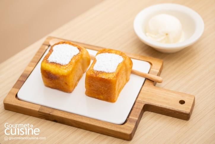 Mil Toast House คาเฟ่ขนมปังสุดฮอตจากประเทศเกาหลี เปิดแล้วที่สยามสแควร์ ซอย 3