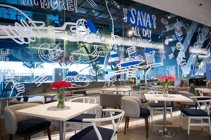 กินเจแบบไม่จำเจกับ 10 เมนูสุดพิเศษที่ Sava All Day Dining