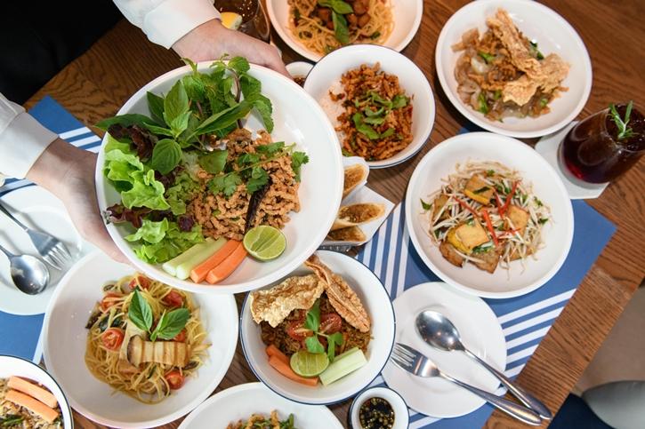 กินเจแบบไม่จำเจกับ 10 เมนูสุดพิเศษที่ Sava All Day Dining   กินเจแบบไม่จำเจกับ 10 เมนูสุดพิเศษที่ Sava All Day Dining
