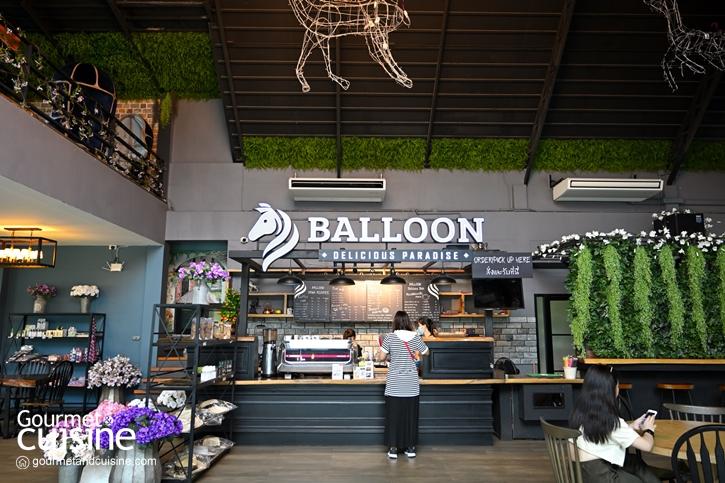 Balloon Delicious Paradise